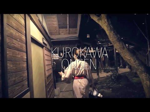 STANDING HOT SPRINGS - Kumamoto, Japan Vlog