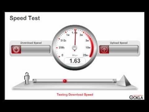 ทดสอบเน็ต 3G CAT