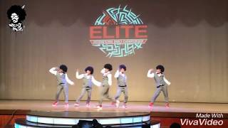 NEXT PAGE Elite International Dance Championship 2018 Open Div eliminations