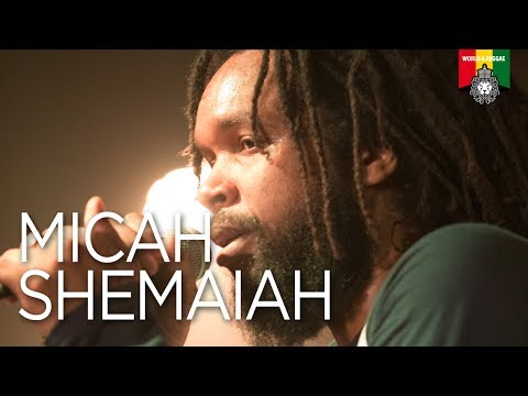 Micah Shemaiah Live in Holland July 2017