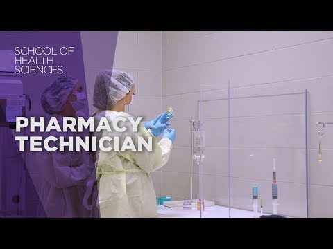 Pharmacy Technician Diploma Program