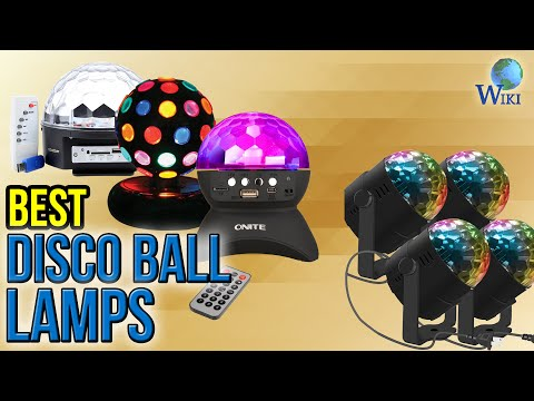 9 Best Disco Ball Lamps 2017