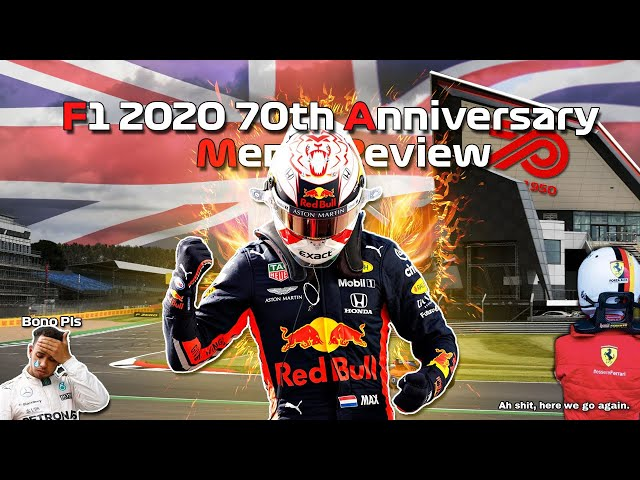 F1 2020 70th Anniversary Grand Prix Meme Review