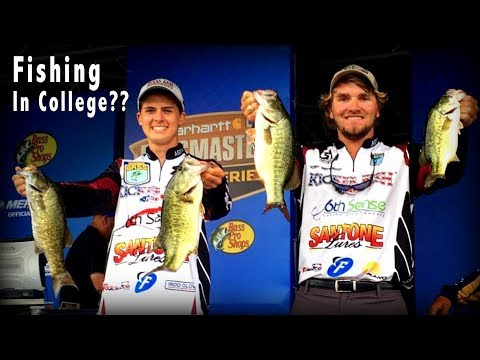 College Fishing - EVERYTHING You Need To Know