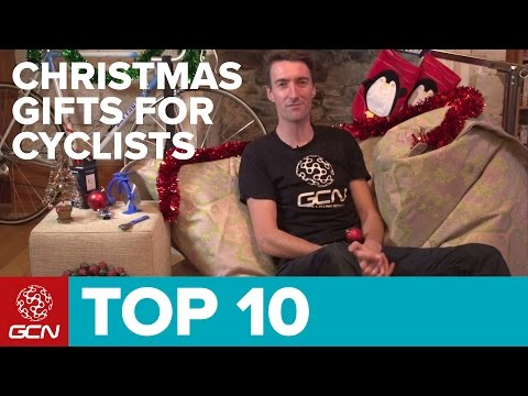 GCN's Top 10 Christmas Gift Ideas For Cyclists - 2014