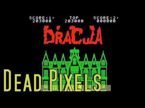 DRACULA HUNTER (Arcade/1979)   Dead Pixels #4  