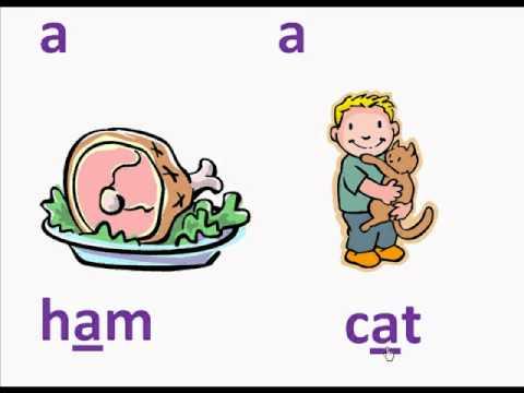 "Short Vowel ""a"" Book (Vowels)"