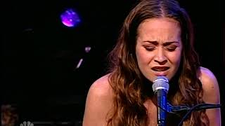 """TV Live - Fiona Apple - """"Parting Gift"""" (Daly 2006)"""