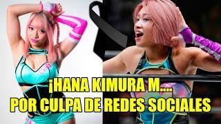 ¡ultima Hora ! Hana Kimura Mu........ Por Culpa De Las Redes Sociales