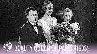 Mademoiselle Paris - 1934 (Reine de Paris)