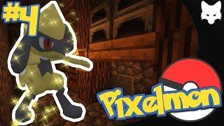 пиксельмон #4  Первый шайни покемон!