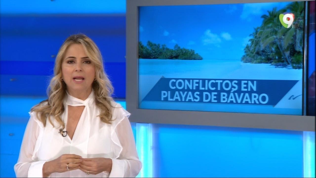 Problematica en playa de Macao, En Punta Cana por ventas de playas