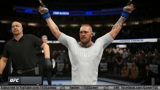 EA Sports UFC 3 Beta Gameplay + Impressions