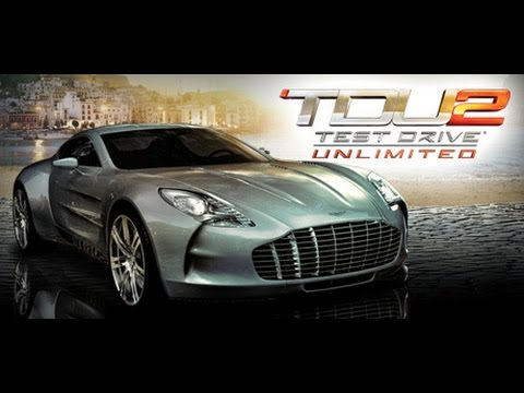 Test Drive Unlimited 2 4gbram intel graphics 4000