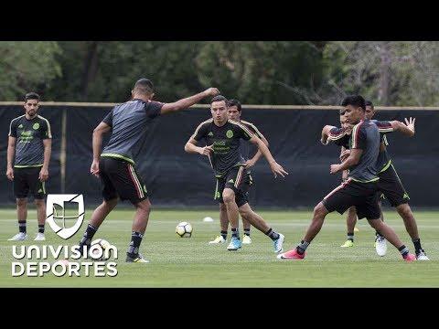 Este sería el 11 con el que México enfrentará a Honduras por los cuartos de final
