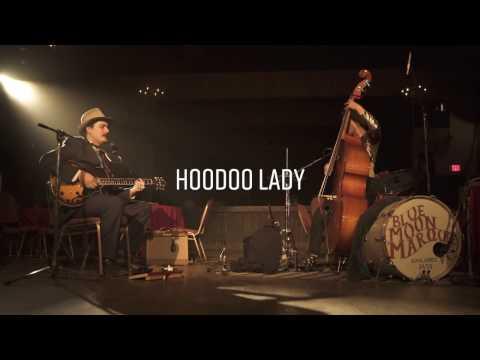 Blue Moon Marquee - Hoodoo Lady