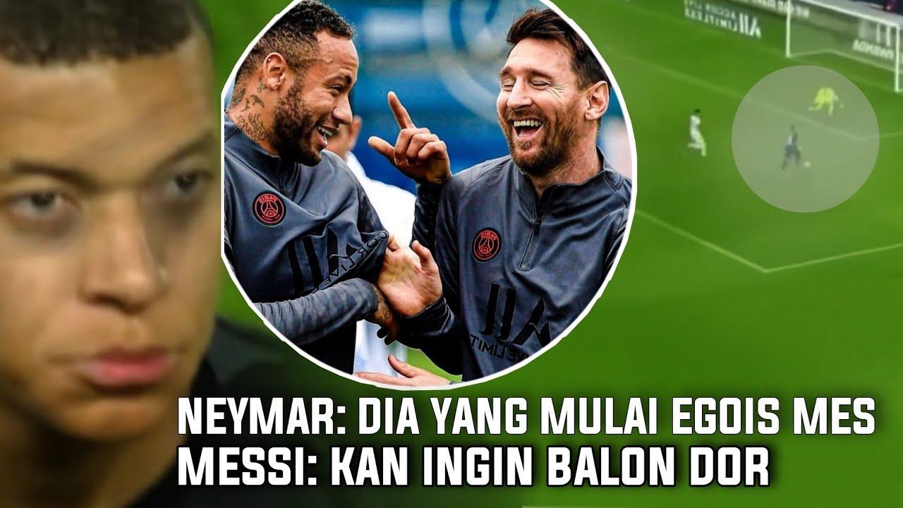 """Download MESSI➡️ """"Tertawa Lihat Fakta Mbappe🤣 Inilah Fakta Bahwa Mbappe Lebih Egois Dibandingkan Neymar"""