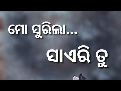 Mo Surila Shayari Tu (Human Sagar) Odia Romantic WhatsApp Status || RN Editz ||