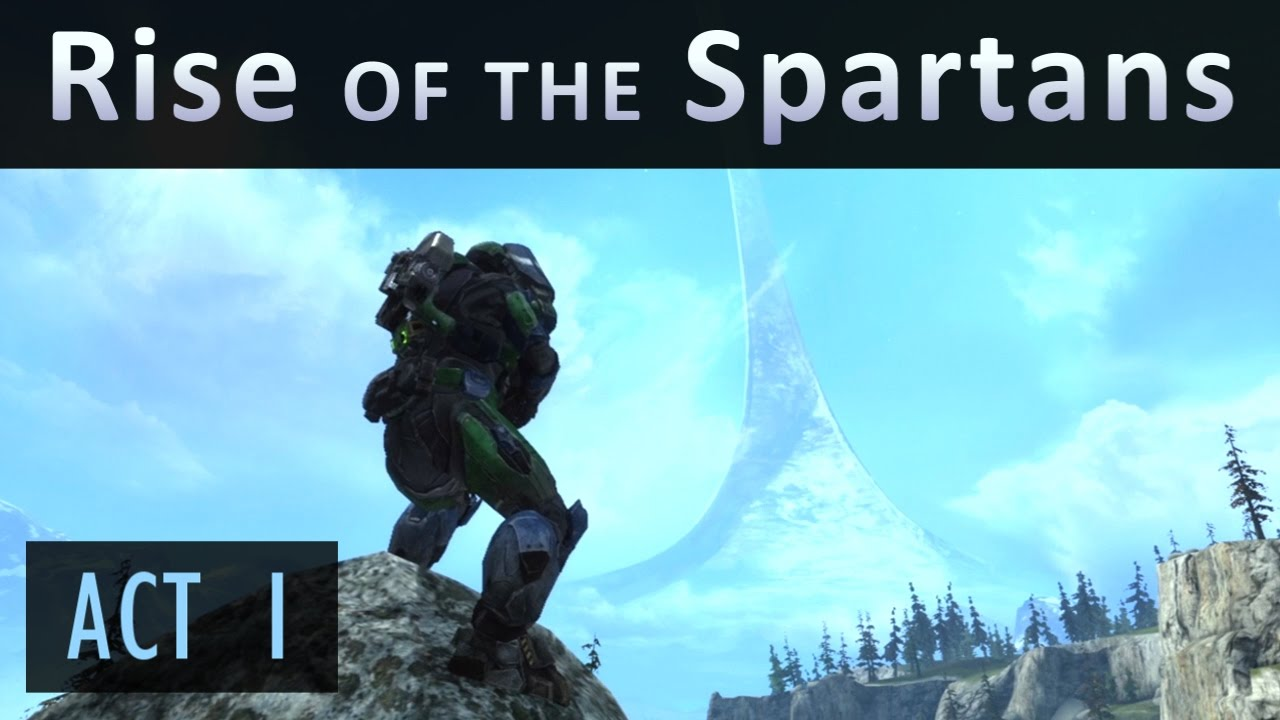 Rise of the Spartans: Act 1 (Director's Cut) [Reach Machinima]