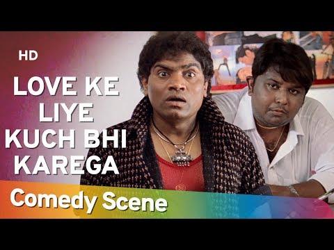 Love Ke Liye Kuch Bhi Karega - Johnny Lever - Best Comedy Scene - Shemaroo Comedy