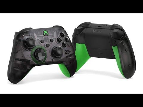 Xbox Controller 20th Annivesary Rotator