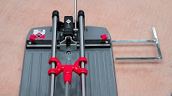 Tradetiler Double Sided Longer Lateral Stop for Rubi TS Tile Cutters