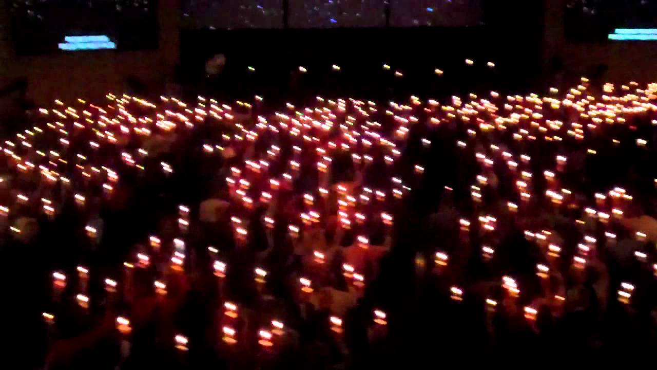 & 2011 Church of the Highlands Candle Light Service - YouTube