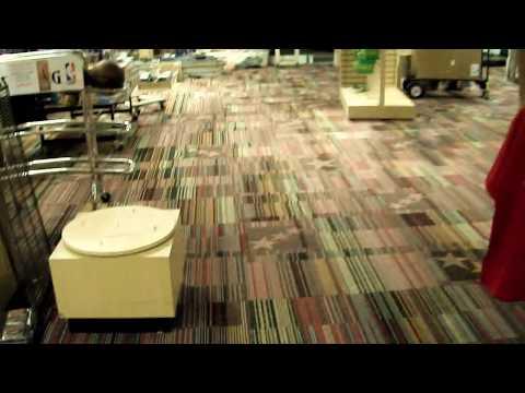 Executive Flooring - Basketball Hall of Fame store
