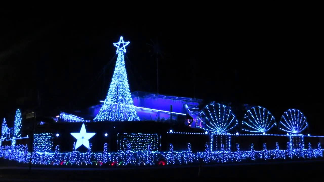 brisbane christmas lights 2014 winner