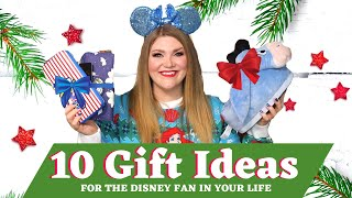 10 Gift Ideas For The Disney Fan In Your Life! 🎁🎄🏰