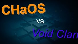 CHaOS vs Void Clan Scrim | Roblox Competitive Phantom Forces