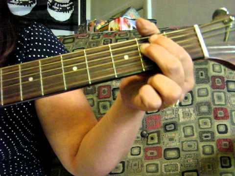 Galaxie - Blind Melon ( Cover & My Simple Chord Method ) - YouTube
