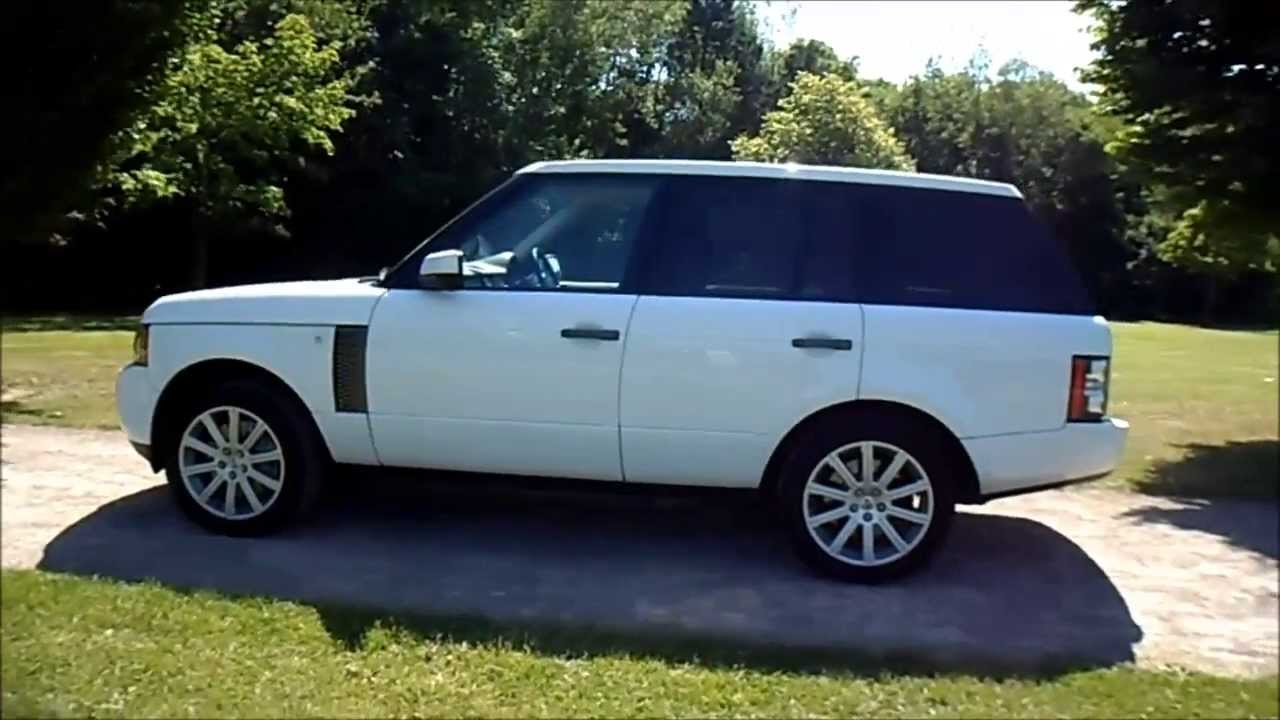 2011 61 Plate Land Rover Range Rover Vogue Se Tdv8 Fuji
