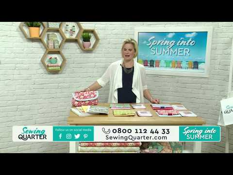 Sewing Quarter - Spring into Summer - 10th June 2017