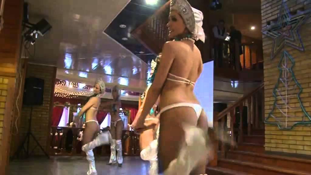 Шоу балеты стриптиз