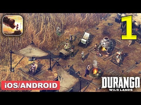 DURANGO : WILD LANDS - ANDROID / iOS GAMEPLAY - Part 1