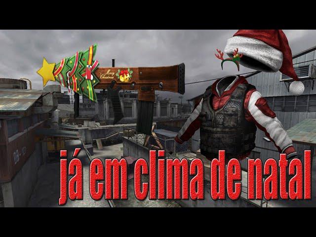 combat arms BR já to em clima de natal