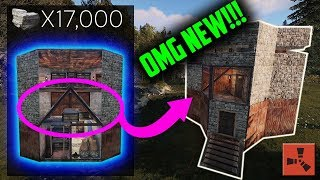 EASY CHEAP Expandable SOLO Base Design | (NEW) Rust Base Building