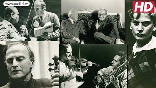 Yehudi Menuhin & Bruno Monsaingeon - Conversations with Yehudi Menuhin, The Liberation of Paris