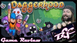 Daggerhood: Switch Review (also on PS4, Xbox, PC, Vita)
