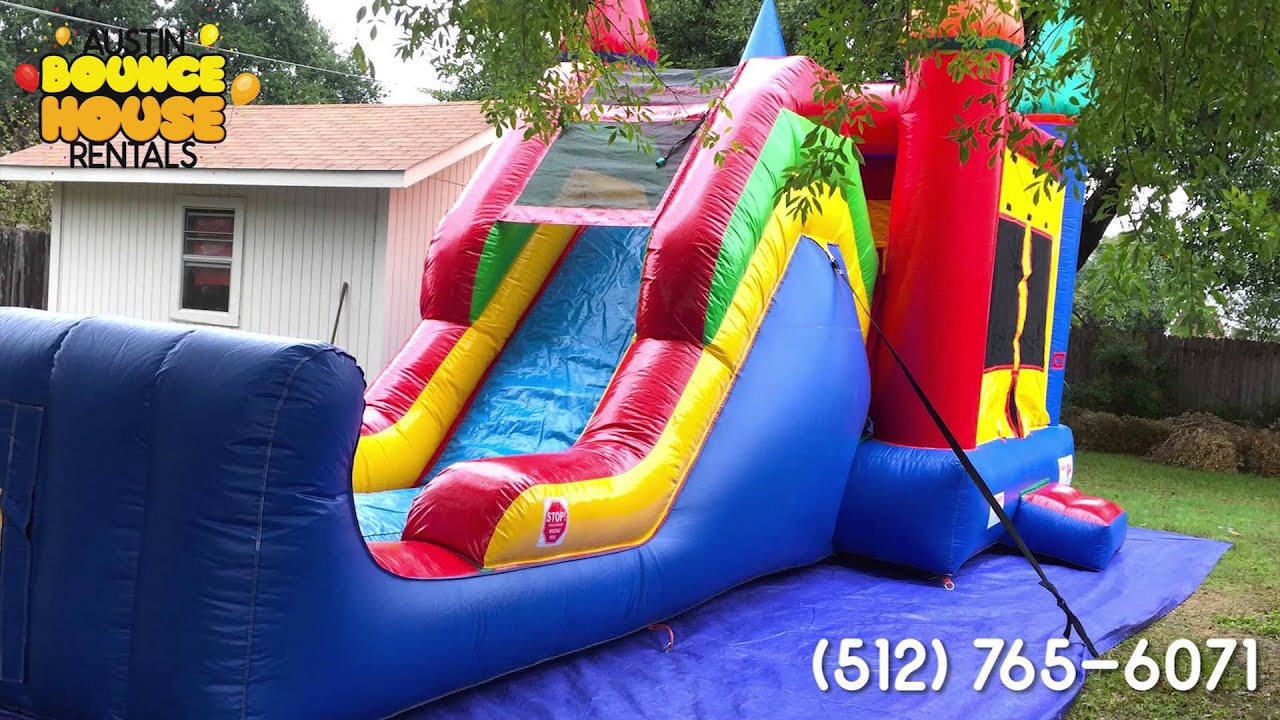 Austin Bounce House Rentals Inflatable Party Rentals for Kids