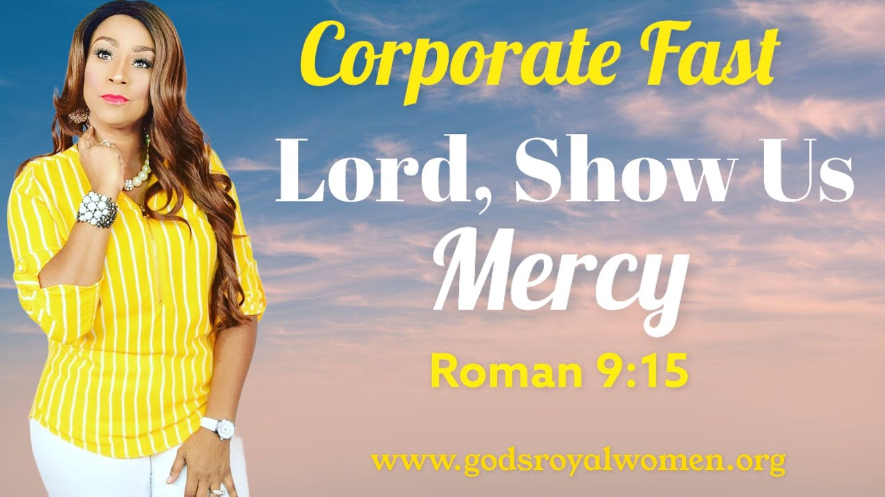 Download Lord, Show Us Mercy Let's Pray