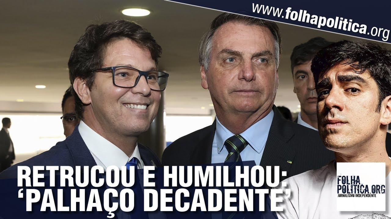 Mário Frias e secretaria de comunicação de Bolsonaro retrucam ataques de Adnet, da Globo