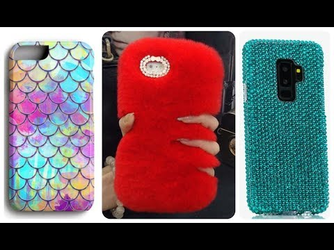 DIY Phone Case Life Hacks! 5 Phone DIY Projects & Popsocket Crafts!