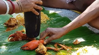 Crab Curry Recipe Big Size Crab Curry In Bengali style