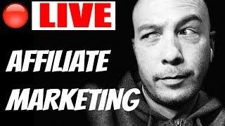 LIVE Amazon Associates, Affiliate Marketing, Productivity Q&A
