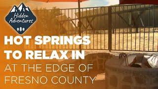 Hidden Adventures: Mercey Hot Springs