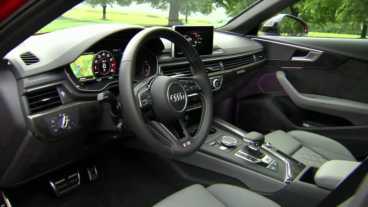 Audi S4 2017 Interior