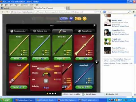POOL LIVE TOUR 2013 NURDINAYONO  Hack Cues 100% Working PERMANENT 100% Using To TSEARCH CHEAT ENGINE