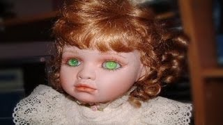 AMELIA THE HAUNTED DOLL